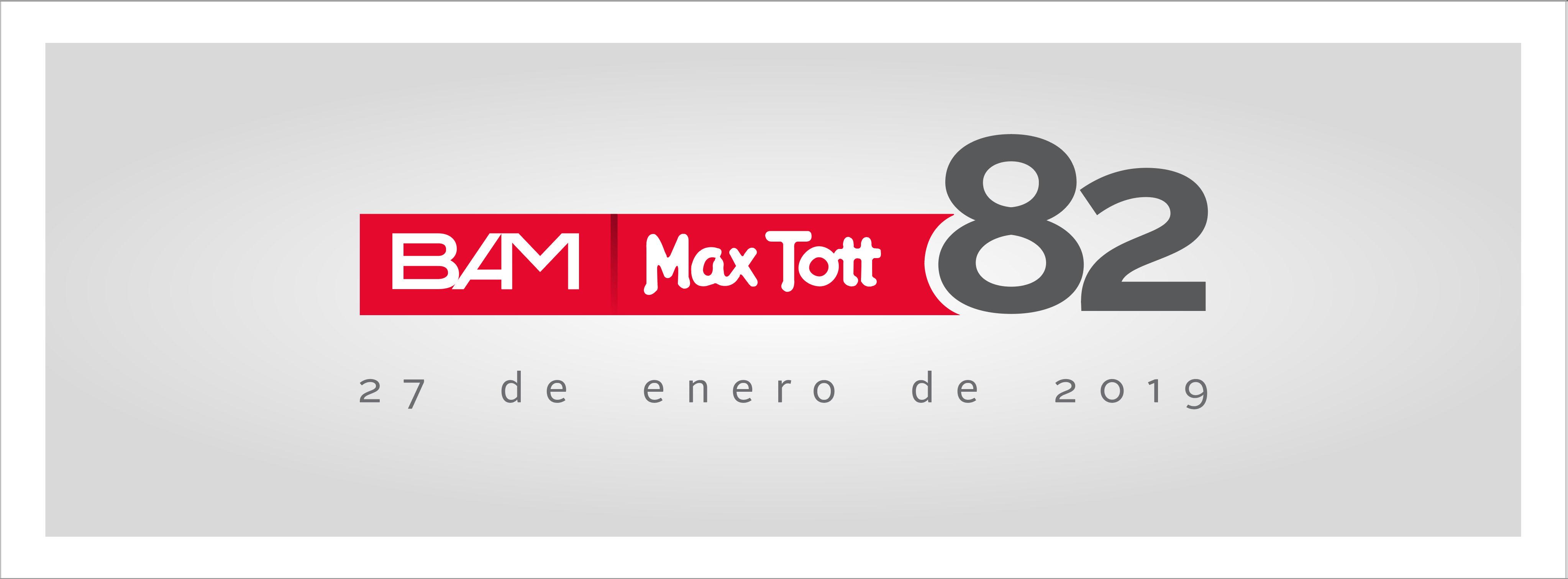 MAX TOTT 2019