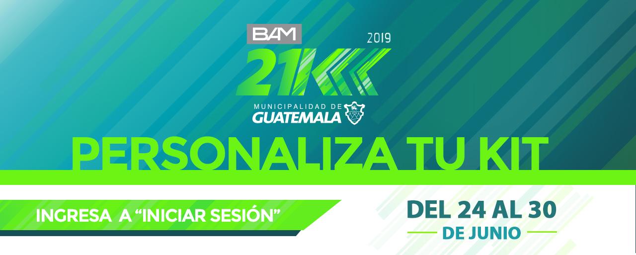21K CIUDAD GUATEMALA