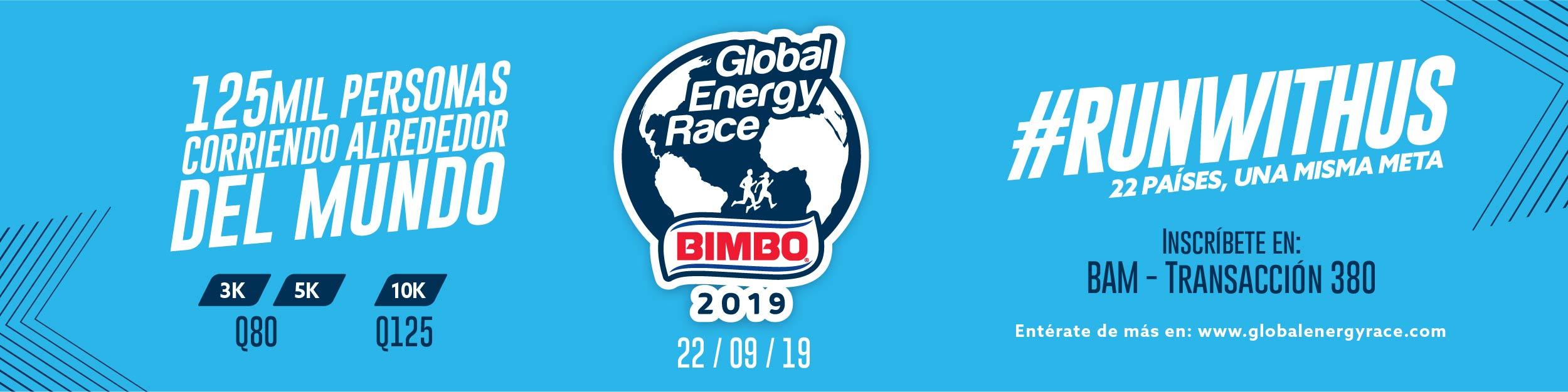 BIMBO GLOBAL RACE GUATEMALA
