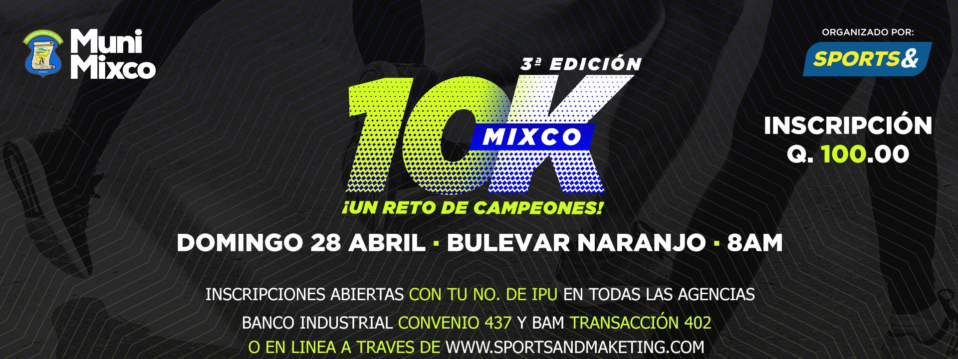 10K Mixco 2019