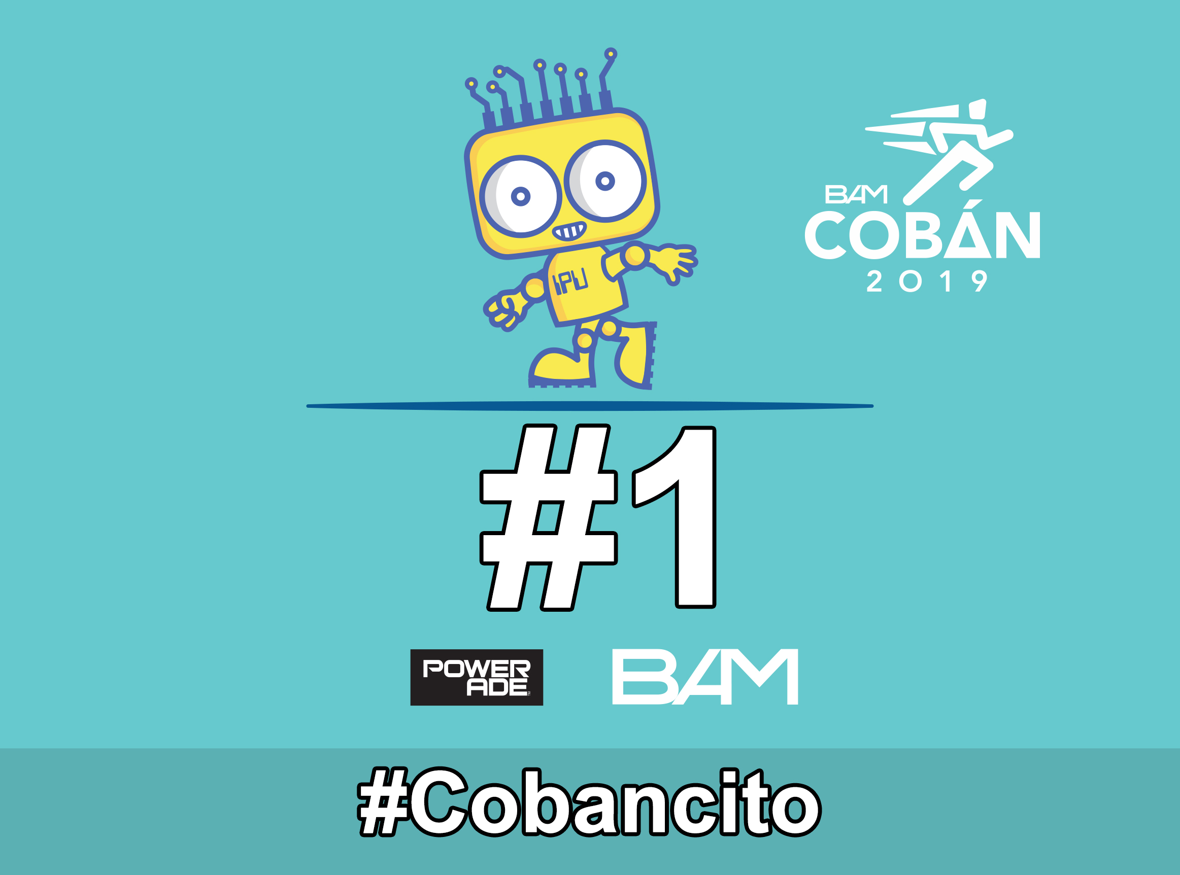 CARRERA #COBANCITO2019