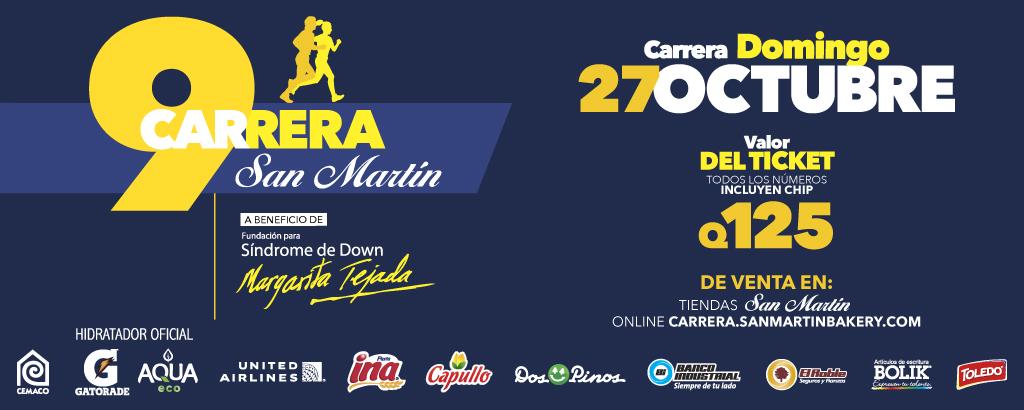 Carrera San Martin 2019