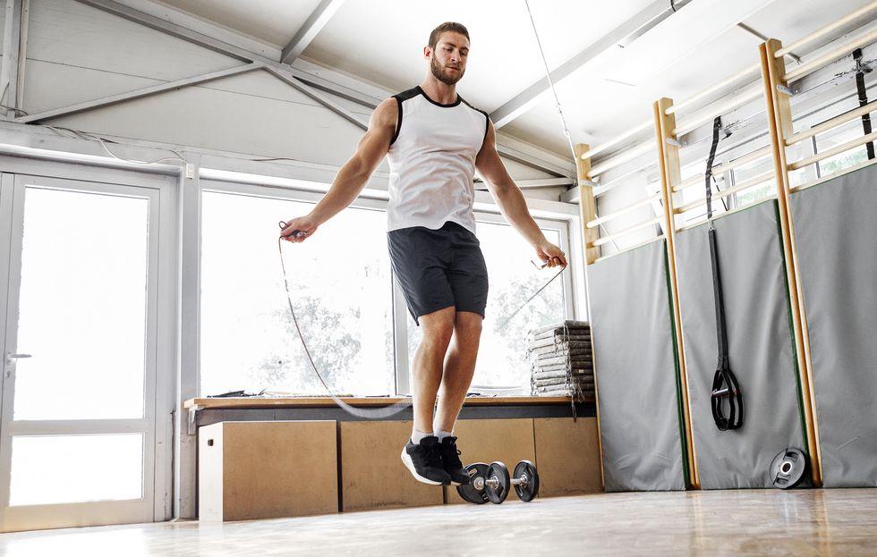 ¿Puede saltar la cuerda ser el mejor sustituto de salir a correr?