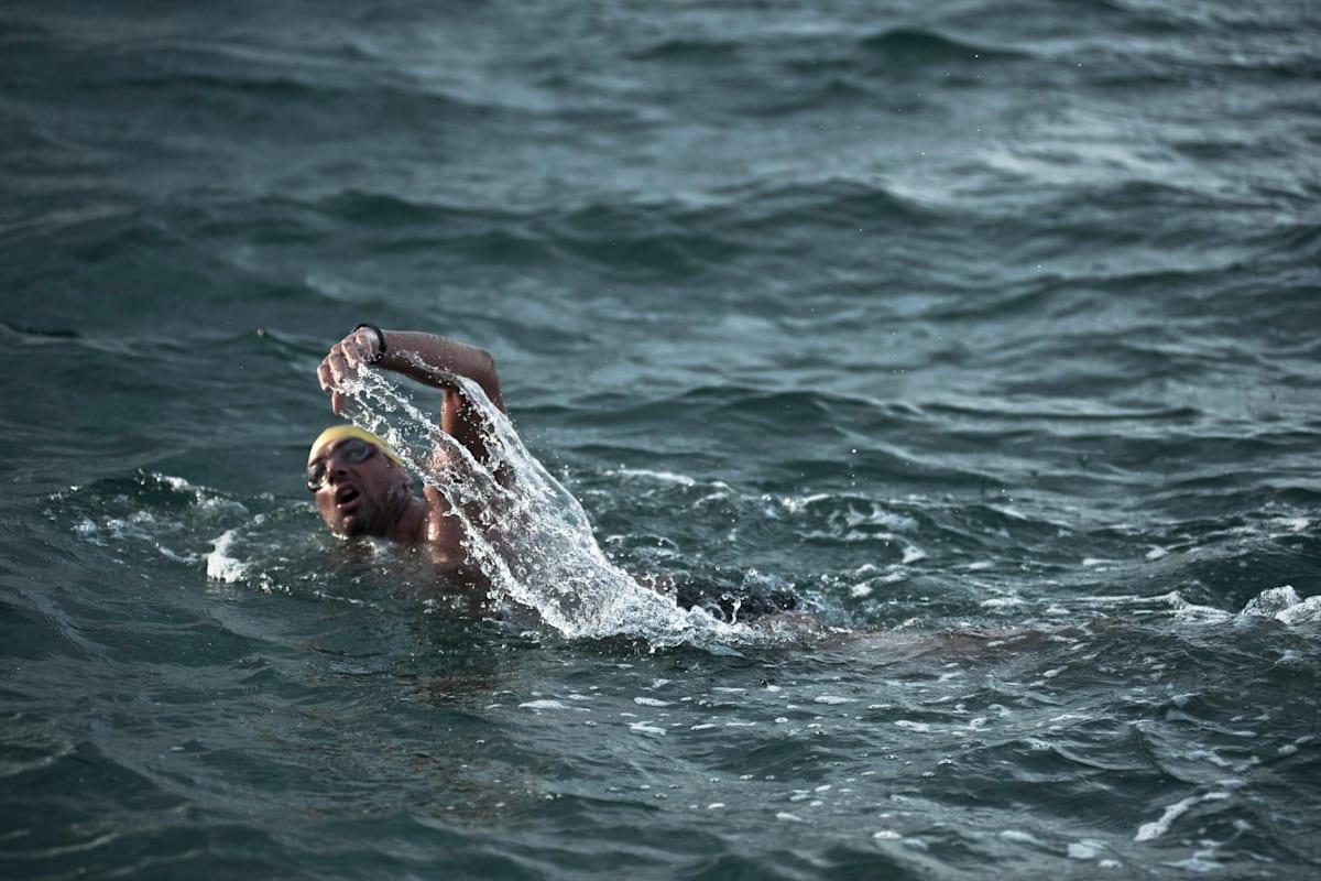 El reto de Nadar el Canal de la Mancha