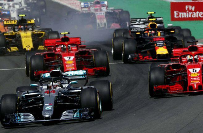 Calendario 2020 Formula 1