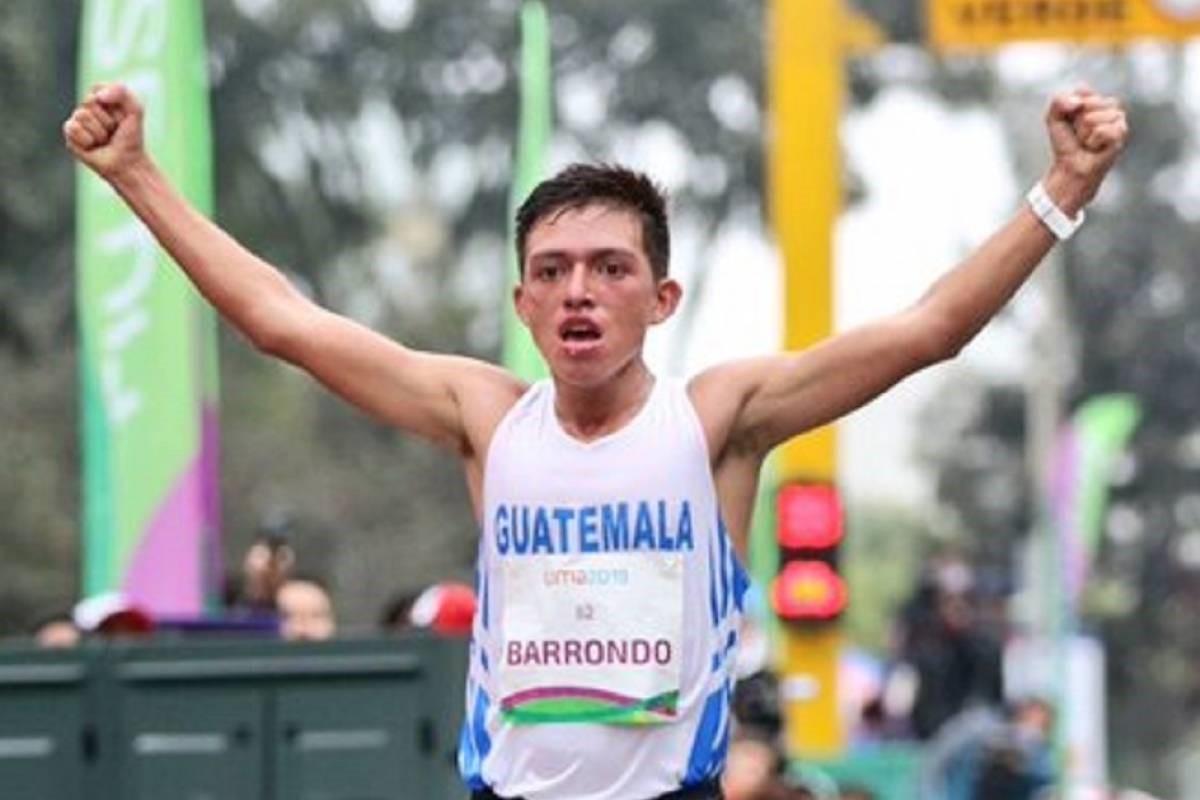 Entrevista a Jose Alejandro Barrondo, marchista clasificado Juegos Olímpicos de Tokio