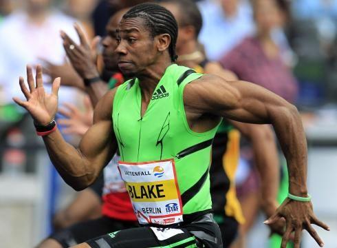 Yohan Blake uno de los reyes de la velocidad
