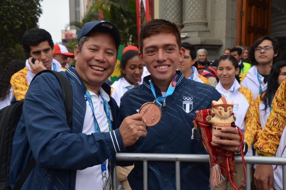 Entrevista a Julio Urías, entrenador y ex marchista de Guatemala