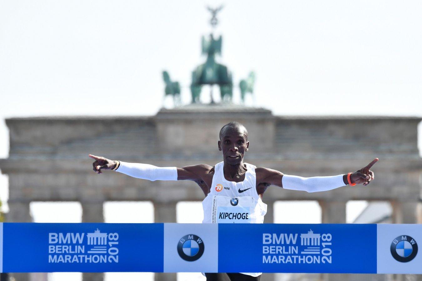 Los 10 maratonistas más rápidos de la historia de la historia
