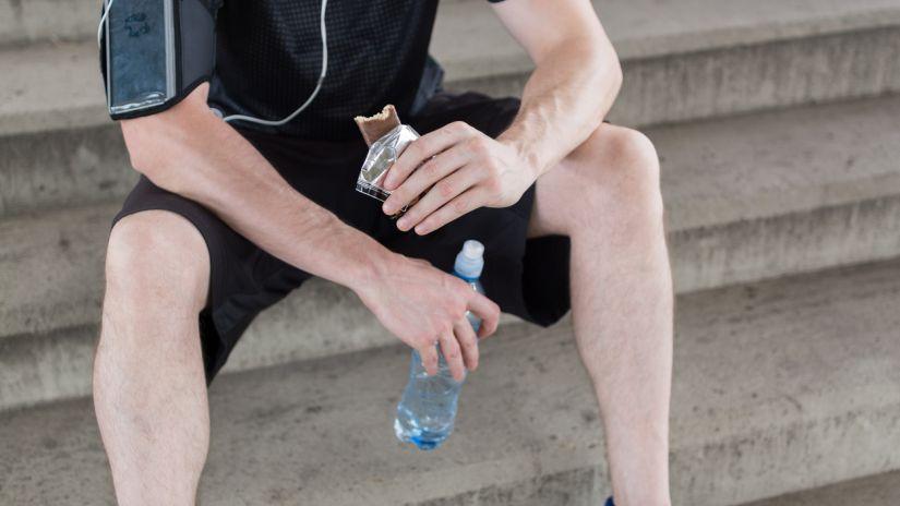 El azucar y el running