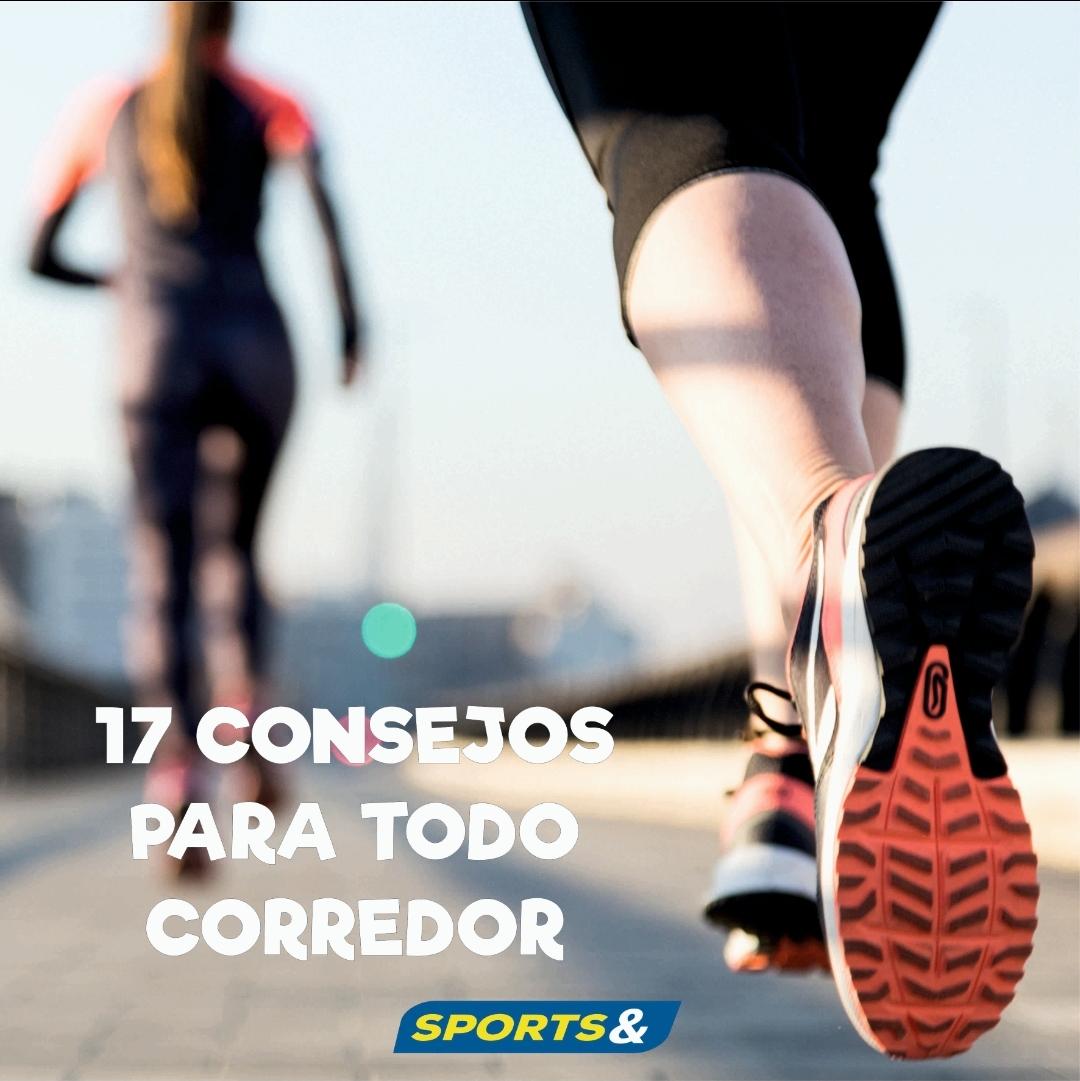 17 consejos prácticos para todo corredor